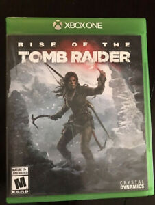 Tomb Raider Trilogy for Xbox One