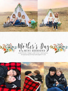Mother's Day Mini Photo Sessions!! Calgary Photographer