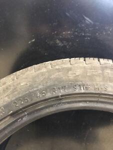 1x Pirelli Cinturato P7 225/45R17