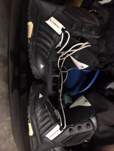 Great Mens K2 snowboarding boots size 12