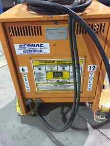 2002 Yale 12v Electric Palet Lift West Island Greater Montréal image 3