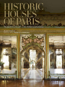 Historic Houses of Paris - Large Hardcover - New