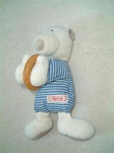 süßes Bärchen / Bär / Eisbär von SIGIKID mit Beißholz - Little White Bear