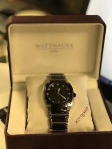 WITTNAUER Men's Ceramic Watch