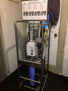 MAPLE SYRUP EQUIPMENT / REVERSE OSMOSIS
