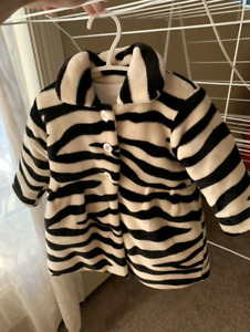 Baby girl dress coat/ jacket size 12-18 months great condition