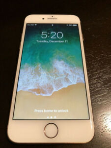 Apple iPhone 8 gold 64 gig New UNLOCKED warranty