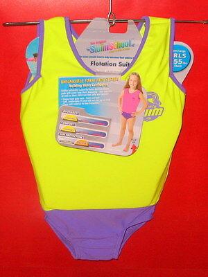 0ff1c4f8ed SwimSchool Youth Swim or Pool Vest Jacket ~ 33-55 lbs Medium ~ 22