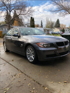 2008 BMW 3 Series (Winter and Summer BMW Rims)
