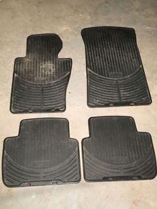 Tapis Caoutchouc BMW rubber mats