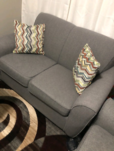 3 piece sofa set for quick sell.