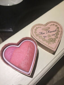 New Too Faced Sweethearts Perfect Flush Blush