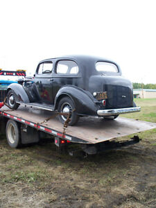 1936 CHEV RARE CAR IN ORIGINAL CONDITION