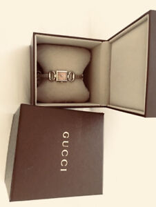 Gucci watch with diamonds- Authentic