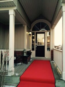 Red Carpet Event Party RENTALS
