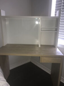 Ikea Desk and Chair, call me@ (416)995-0851