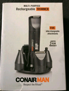 Conair Man Grooming Rechargeable Trimmer