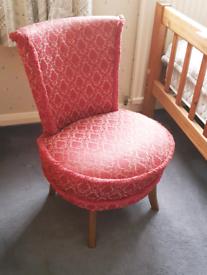 Retro Chair - 55x55x75h cm