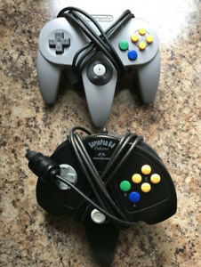 Nintendo 64 Controllers