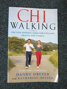 Chi Walking - A Detailed Book on Walking for Exercise