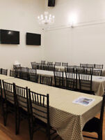 PARTY ROOMS AVAILABLE