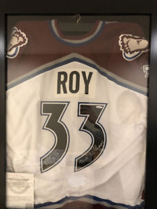 PATRICK ROY AUTOGRAPHED & INSCRIBED AUTHENTIC JERSEY