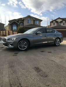 18 Q50 - AUTO - 4DR - FULLY LOADED - ALLOY WHEELS - ONLY 10,000K