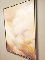 Very Large Marie McMahon Young Painting apprised at 2800