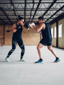 Personal Training Private Boxing Workout Sessions