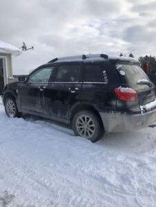 2003 to 2006 MITSUBISHI OUTLANDER PARTS FOR SALE