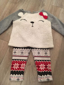 Gymboree Christmas Outfit