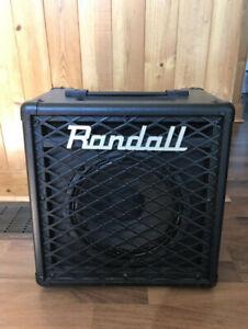 Randall RD5C Diavlo 5watt Tube amp