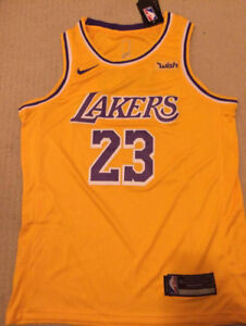 Lebron James LA Lakers Jersey