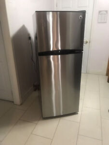 Ge 24'' stainless steel fridge for sale