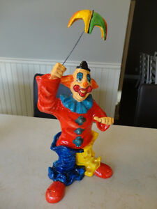 """Selling Three Paper Mache Hand made in Mexico 12"""" Tall Clowns Kitchener / Waterloo Kitchener Area image 8"""