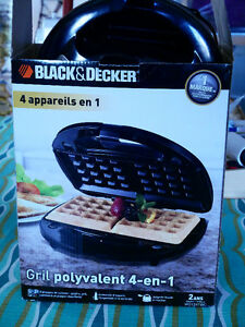 Gril 4en1 Black&Decker