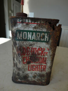 "Vintage Monarch ""Olde Hickry"" Charcoal Lighter Kitchener, ON Kitchener / Waterloo Kitchener Area image 2"