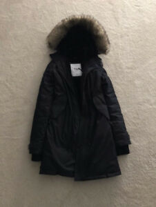 TNA Avoriaz Parka New without tags worn once