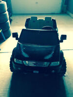 Fisher-Price Power Wheels Ford F-150 in very good condition.