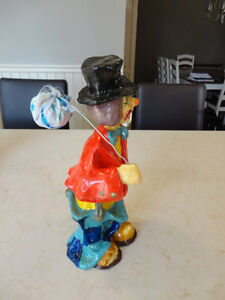 """Selling Three Paper Mache Hand made in Mexico 12"""" Tall Clowns Kitchener / Waterloo Kitchener Area image 6"""