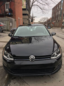 Lease takeover on my 2017 Volkswagen Golf Comfortline