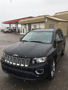 2014 Jeep Compass Limited SUV, Leather/Navi/Bluetooth