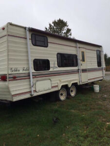 1993 Golden Falcon 26 ft camper