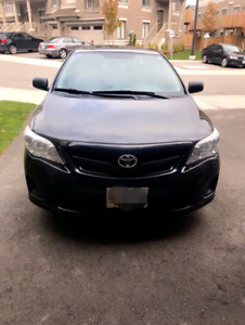 2013 Toyota Corolla ,Certified and E-Tested