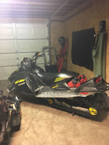 2004 skidoo 600 summit 144