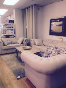 Sofa Set on Clearance