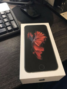 Iphone 6s Neuf Bell/Virgin Mobile