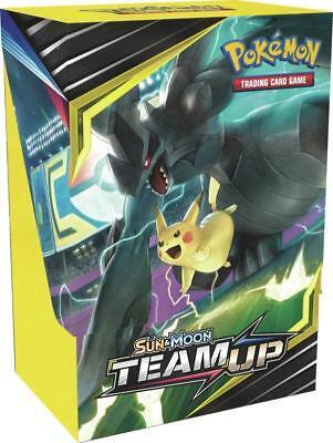 Pokemon TCG Team Up Build and Battle Box Prerelease Kit Sun & Moon Sealed (Pokemon Kit)