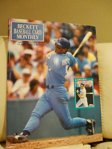 A Collection of 5 Vintage Beckett Monthly Magazines $22 /all 5 Kitchener / Waterloo Kitchener Area image 5
