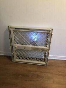 Safety first gate